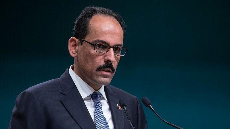 سخنگوی اردوغان شکل گیری گروه تروریستی در ادلب به کمک ترکیه را رد کرد