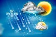 رگبار و رعد و برق در نقاط مختلف کشور تا دو روز آینده