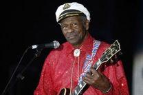 چاک بری نوازنده و خواننده درگذشت