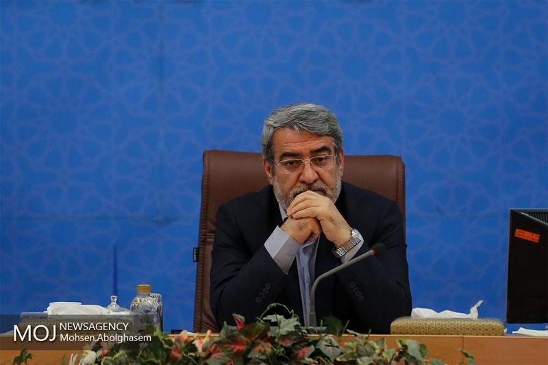 درخواست رحمانی فضلی در همکاری ایران و پاکستان برای آزادسازی نیروهای ایرانی ربوده شده