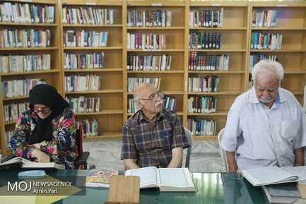 بازدید اعضای شورای شهر تهران از آسایشگاه کهریزک