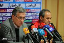 انتظار یک نمایش فوتبالی خوب داریم/ نیازی نیست بگویم که الهلال چه بودجه عظیمی دارد