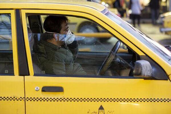 نرخ جریمه کرونایی رانندگان و مسافران تاکسی اعلام شد