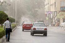 تدوام وضعیت قرمز کیفیت هوا در بندرعباس