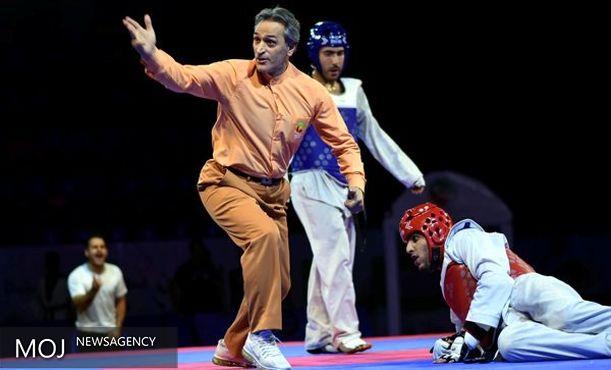 داور المپیکی تکواندوی ایران به روسیه می رود