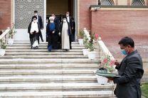 دفتر کار ریاست جمهوری به آیت الله رئیسی تحویل داده شد