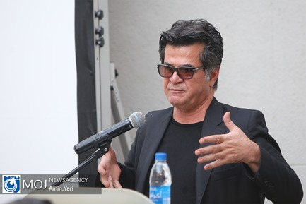 جشن زادروز عباس کیارستمی / جعفر پناهی کارگردان سینما