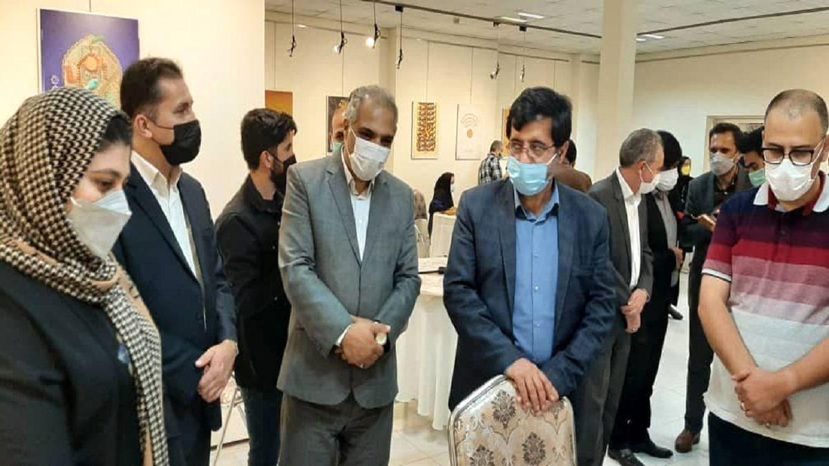 اختتامیه ورکشاپ «سوادآموزی از دریچه هنر» در اردبیل برگزار شد