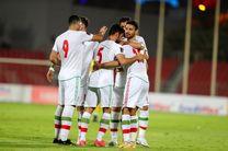 نتیجه بازی فوتبال ایران و بحرین/ برتری قاطع ایران مقابل بحرین
