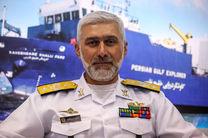 رونمایی وزارت دفاع از موتور های پرسرعت دریایی تا پایان سال