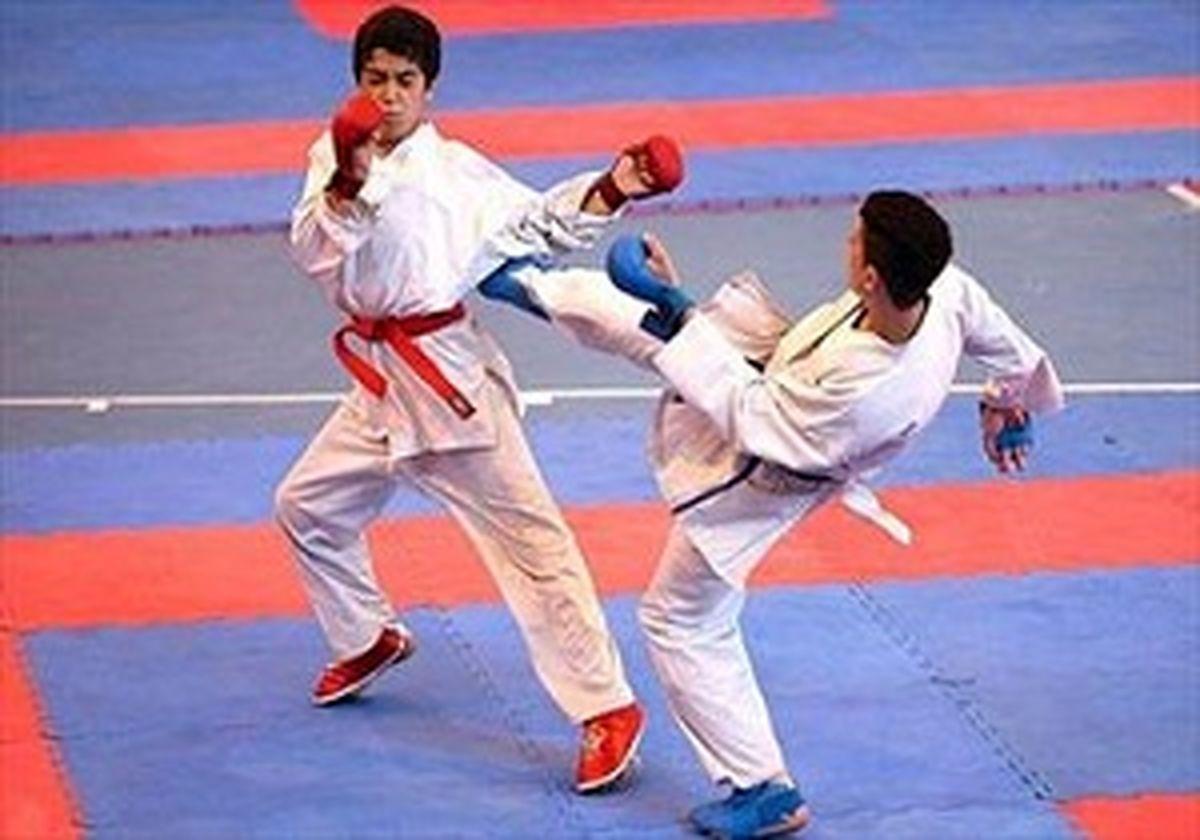 مرحله سیزدهم اردوی تیم ملی کاراته آقایان به پایان رسید