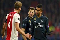 ساعت بازی رئال مادرید و آژاکس مشخص شد