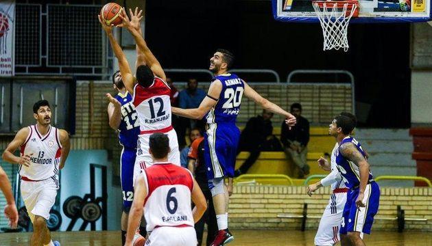 تیم ملی بسکتبال ایران عازم قزاقستان شد