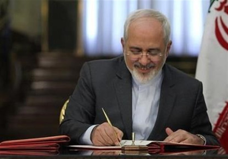 ظریف به وزیر خارجه لبنان و سید حسن نصرالله تبریک گفت