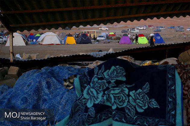 توزیع ۲۳۹ هزار تخته پتو در مناطق زلزله زده کرمانشاه