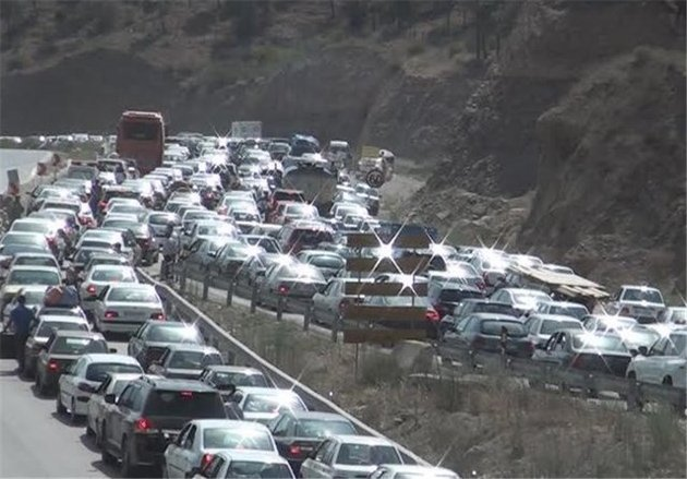 آخرین وضعیت ترافیکی و جوی جاده ها در 2 خرداد