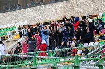 اعلام نتیجه ذوب آهن اصفهان و خیبر خرم آباد در لیگ برتر فوتبال بانوان