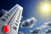 هوای اصفهان 2 درجه گرمتر میشود