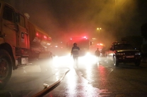هویت جانباختگان حادثه آتش سوزی قهوه خانه اهواز - کیان مشخص شد/ اعلام اسامی