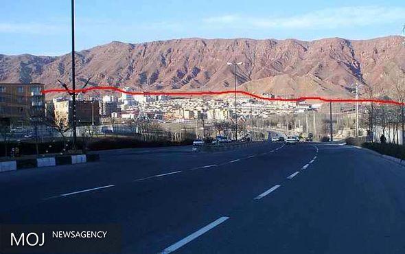 نقشه های گسلی ساخت و سازهای تهران را متفاوت میکند