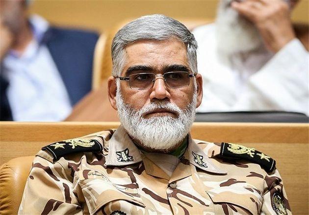 جانشین فرمانده کل ارتش شهادت شهید حججی را تسلیت گفت