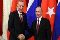 اردوغان با پوتین دیدار میکند