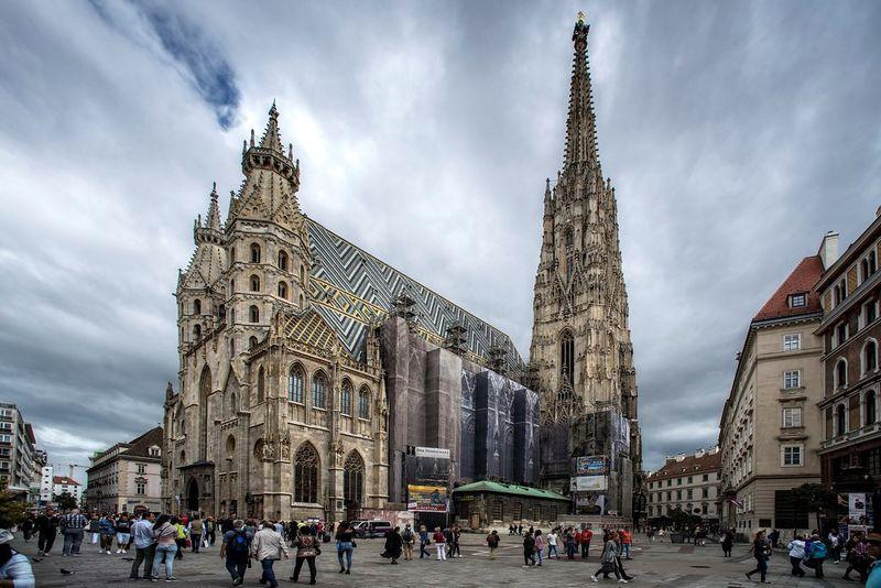 زیباترین کلیساهای اروپا را بشناسید