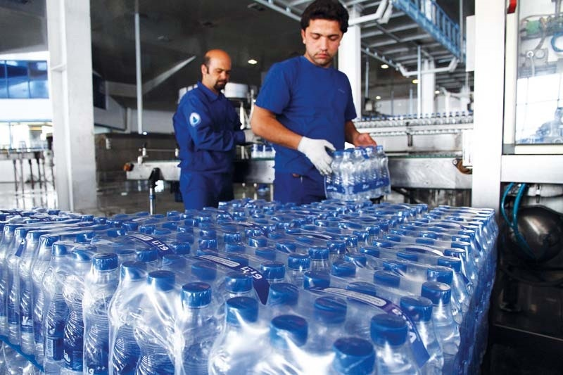 ظرفیت واحدهای تولید  آب معدنی 150 هزار متر مکعب در سال است