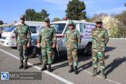 معاون هماهنگ کننده سپاه الغدیر یزد روز ارتش را تبریک گفت