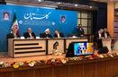 امضای تفاهمنامه همکاری بانک ملی ایران و استانداری گلستان در حضور رئیس جمهور