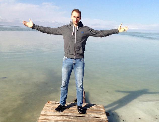 اظهارات عجیب بازیکن آلمانی تیم والیبال شهرداری تبریز درباره ایرانیها