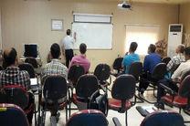 دوره آموزش CNG برای ۲۷ نفر از اپراتورهای مجاری عرضه سوخت برگزار شد