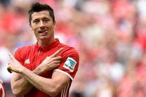 لواندوفسکی: به بازی برگشت برابر رئال مادرید میرسم