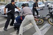 دستگیری ۳ عامل زورگیری و قمه کشی در آزاد راه