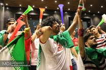 حضور 15 هزار هواداران ایرانی در کازان
