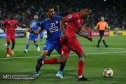 نتیجه بازی برگشت استقلال و الدحیل/ توقف استقلال در اولین بازی آسیایی مجیدی