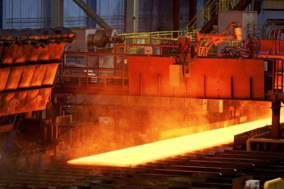تداوم  رکورد تولید شرکت فولاد مبارکه اصفهان در ایام نوروز