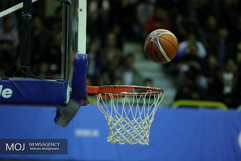 باخت تیم ملی بسکتبال سه نفره ایران مقابل کره