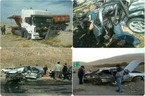 82 درصد از تصادفات فوتی در اصفهان بدلیل نبود تجهیزات ایمنی در خودروهاست