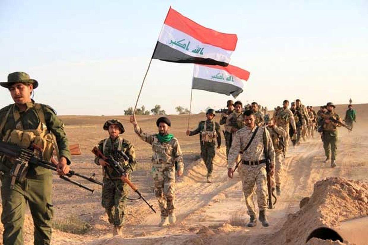 محاصره خطرناکترین مقر داعش توسط سازمان الحشد الشعبی