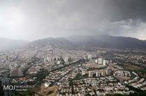 کیفیت هوای تهران در 13 تیر سالم است