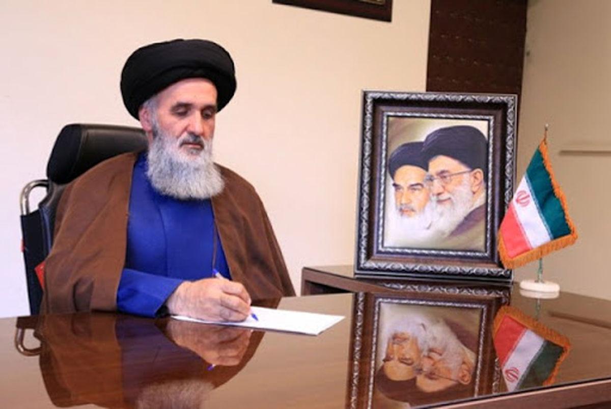 حجت الاسلام آقاجانپور میلاد حضرت مسیح (ع) را تبریک گفت