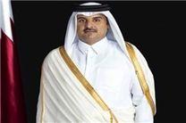 دیدار وزرای خارجه اردن و مغرب با امیر قطر