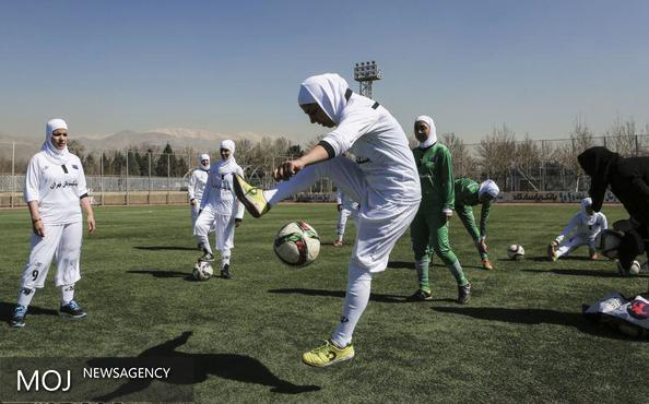 اردوی آماده سازی تیم ملی فوتبال دختران زیر ۱۹ سال آغاز شد