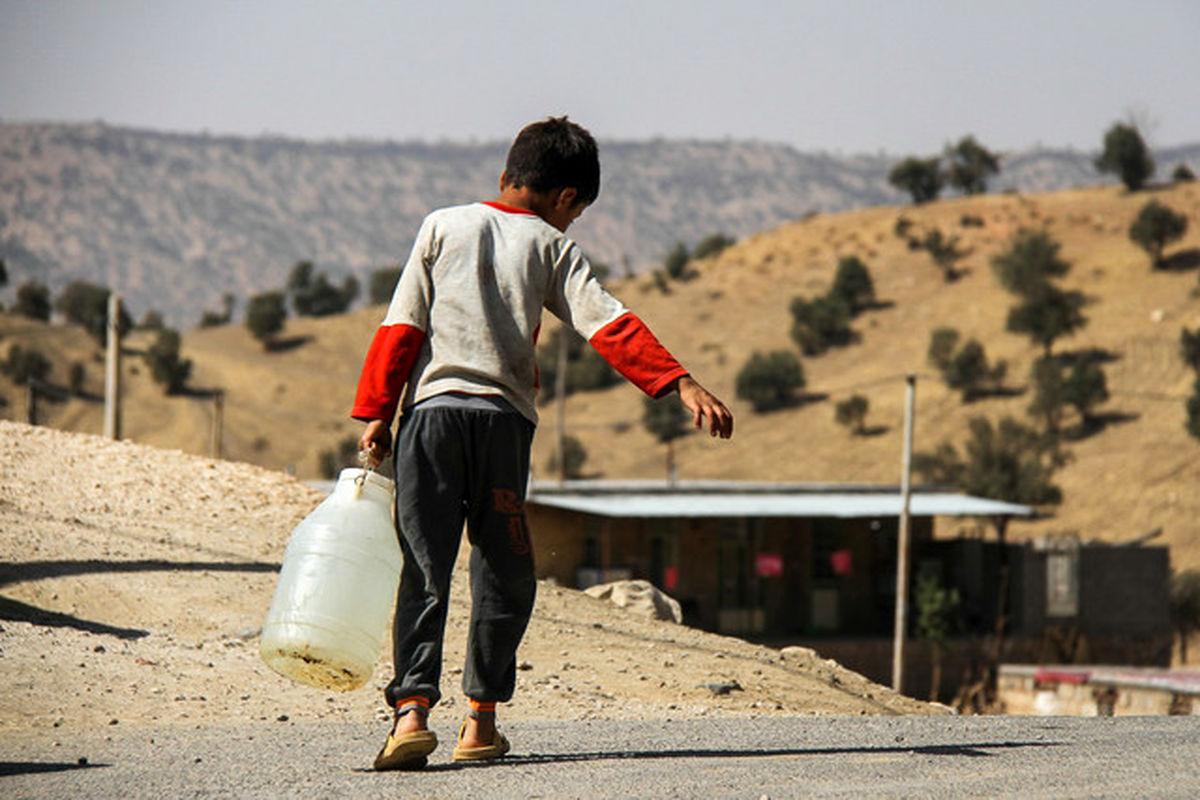 ۹۵۰ لیتر بر ثانیه کمبود آب برای تامین آب مورد نیاز شهر کرمانشاه داریم/۸۳ درصد روستاهای کرمانشاه تحت پوشش شبکه آب رسانی هستند