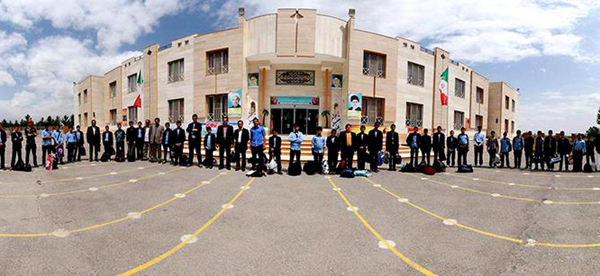 استاد عثمان محمدپرست بعنوان سفیر مدرسه ساز شهرستان خواف منصوب شد
