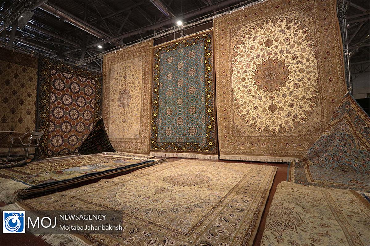 کاهش تولید فرش دستباف در اسدآباد