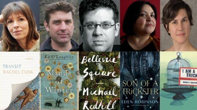 اسامی پنج نامزد نهایی جایزه ادبی «گیلر» اعلام شد