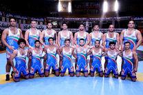 تبریک بانکپاسارگاد بهمناسبت قهرمانی تیم ملی کشتی آزاد نوجوانان