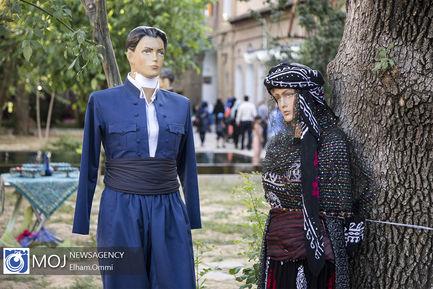 نخستین جشنواره مد و لباس کردی